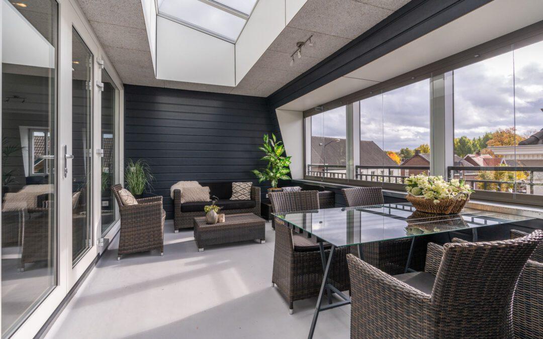 Tijdelijke inrichting Penthouse Sint-Michielsgestel